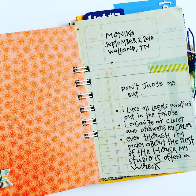 #lists #iloveitall #listmaker #mini album #smashbooking #30lists