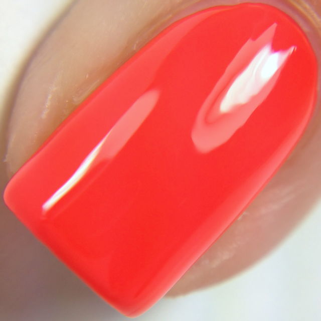 Tonic Polish-Hot Guava