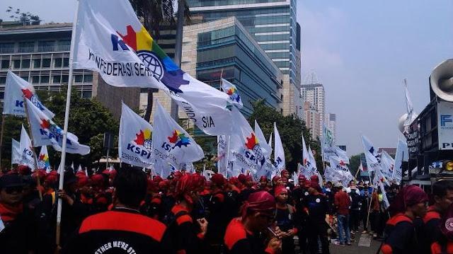 Protes Kebijakan Mendag Soal Impor Beras, KSPI Bakal Gelar Aksi Besar-besaran
