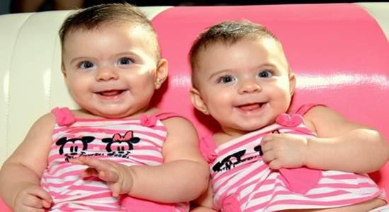 gambar cara membuat anak kembar