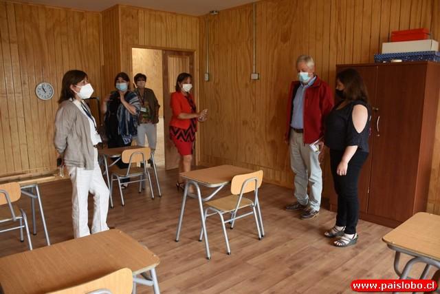Sala de Clases Puyehue