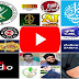 Top-50 Most Subscribed YouTube Channels of Pakistan