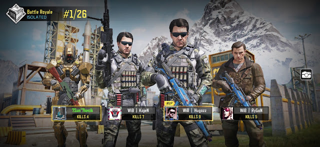 Call of Duty Mobile: Capai 10k