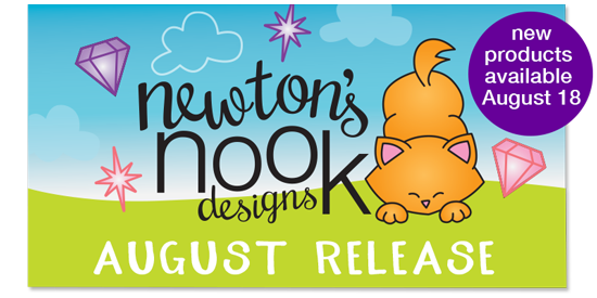 Hello! Day 2 Of Newtonu0027s Nook Designs August Release Is Here!!