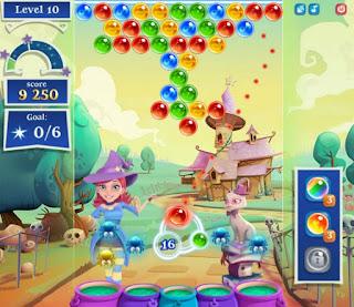 bubble witch 2 Melhor Jogo De Estrategia Do Momento