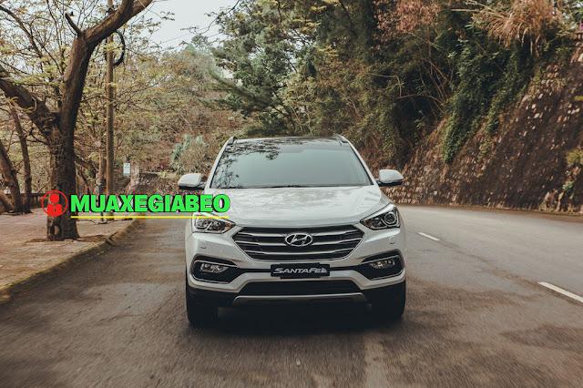 Giới thiệu Hyundai SantaFe 2.2L máy dầu phiên bản tiêu chuẩn 2WD ảnh 1