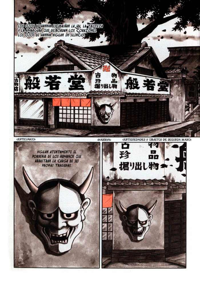 Historias de la máscara (Kaiki Kessakusen) manga - Hideshi Hino - Ediciones La Cúpula