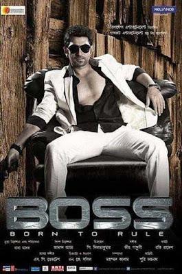 Boss Born to Rule 2013 Bengali 720p WEB-DL 1GB ESub