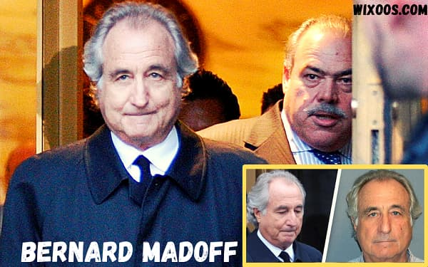 Bernard Madoff died in prison