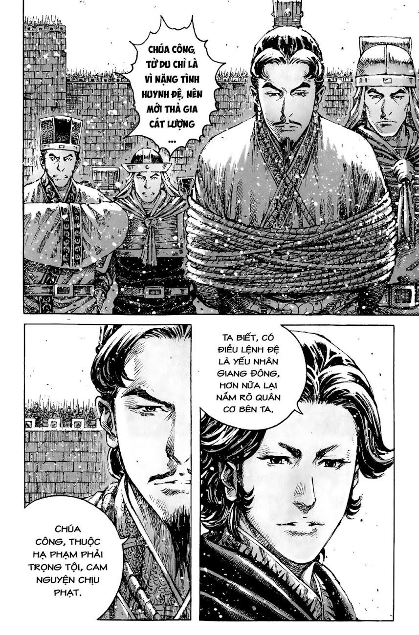 Hỏa phụng liêu nguyên Chương 420: Giương đông kích tây [Remake] trang 4