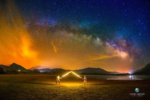 Θεσπρωτία: Γυρίσματα της νέας ταινίας «Star Wars» στη λίμνη Προντάνη Θεσπρωτίας
