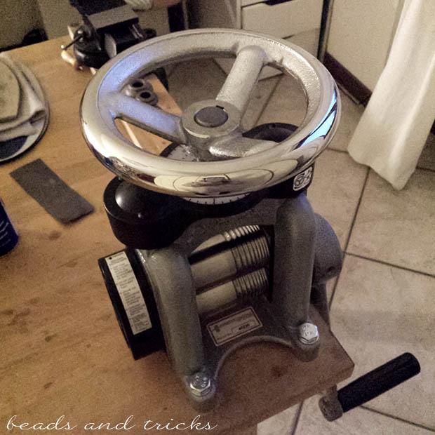 Laminatoio 80 mm Durston rolling mill