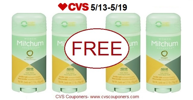 http://www.cvscouponers.com/2018/05/free-mitchum-deodorant-at-cvs-513-519.html