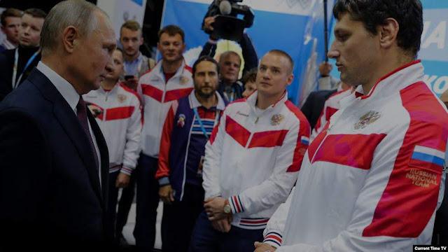 Por 4 años Rusia no participará en Juegos Olímpicos