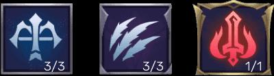 Emblem Argus Tersakit dan Terkuat