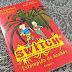 Reseña: SWITCH, Estampida de arañas - Ali Sparkes