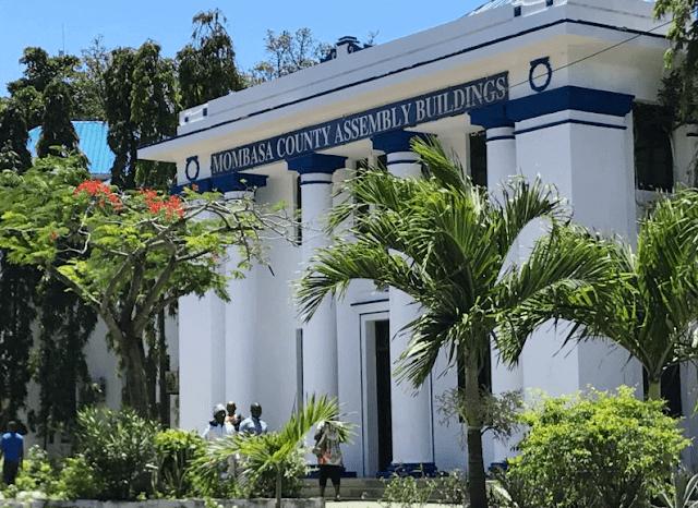 Mombasa County Assembly photo