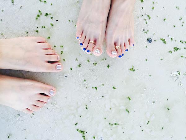 Happy Feet - das Sommerpflegeprogramm für schöne Füße