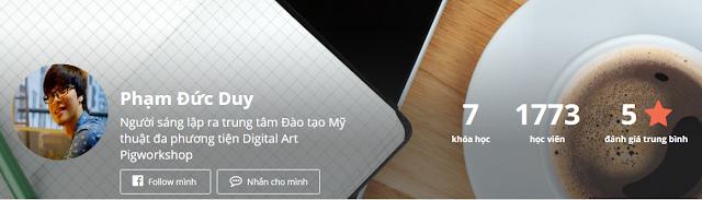khóa học vẽ online dành cho người mới bắt đầu từ căn bản
