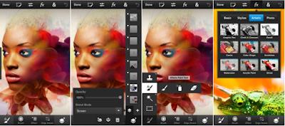 Download Aplikasi Edit Foto Adobe Photoshop Express