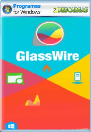 Descargar GlassWire Elite full español mega y google drive /