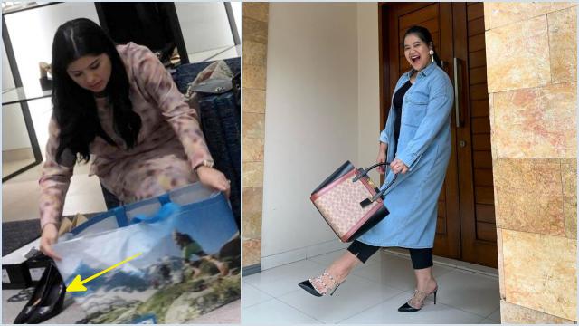 Soal Annisa Pohan Pakai Barang Branded, Rachland: Kahiyang Juga Punya Banyak, Sana Maki!