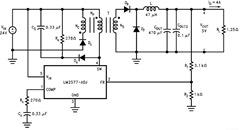 5v-4a-step-down-regulator-circuit-in-Forward-Converter-topology
