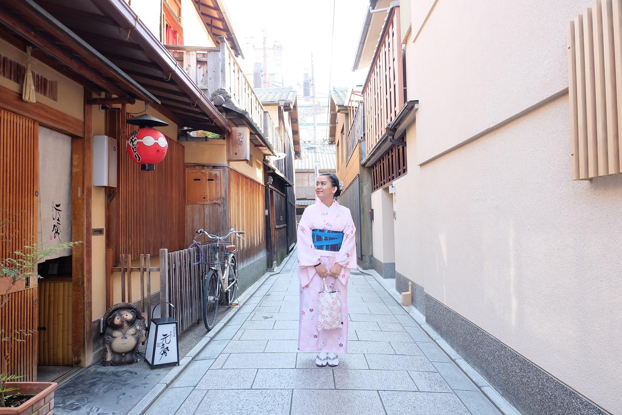 spot instagramable di kyoto