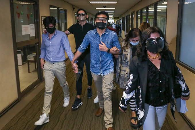 Respondents to file cases against Christine Dacera's family