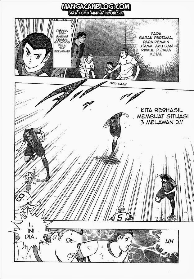 Captain Tsubasa – Rising Sun Chapter 01-13