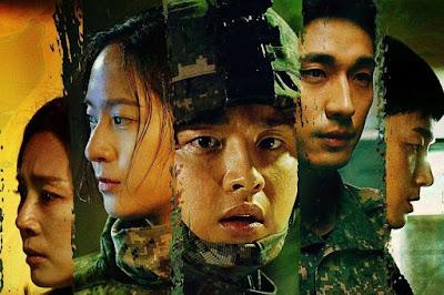 drama korea search tentang pasukan khusus
