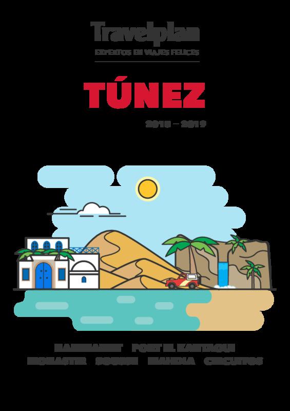 Catálogo Travelplan Circuitos Túnez 2018