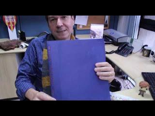 Vídeo: Preparação da capa dura de 'O Cálice de Fogo', edição ilustrada por Jim Kay | Ordem da Fênix Brasileira