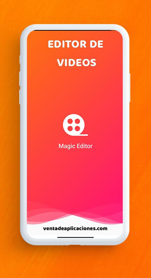 Venta de Código Fuente de Editor de  videos (Ingresos con Admob, Facebook, Compras Integradas)
