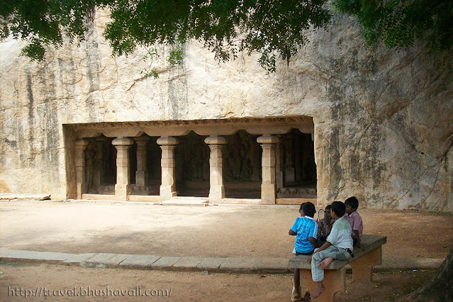 Pandya Cave temple in Trichy