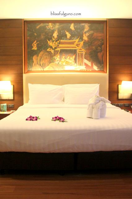 Novotel Phuket Vintage Park Resort  Superior Room