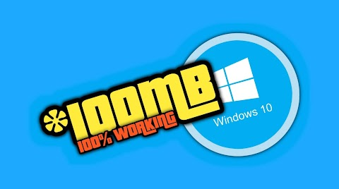 Download Windows 10 Latest Version .iso Highly Compressed in 100MB 2020