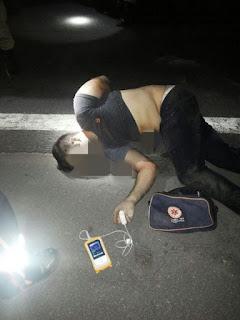 Homem é assassinado a tiros  próximo ao posto da PRF, em Remígio
