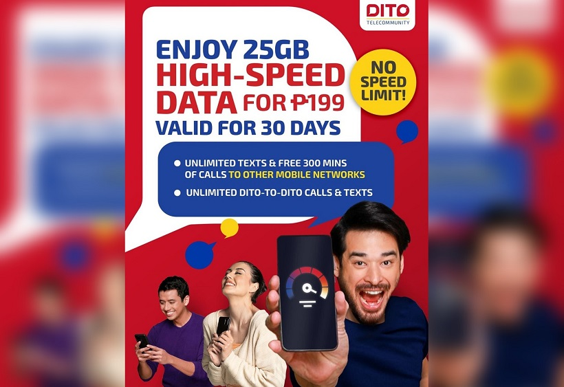 DITO Telecommunity expands to 21 more cities, enters Luzon areas