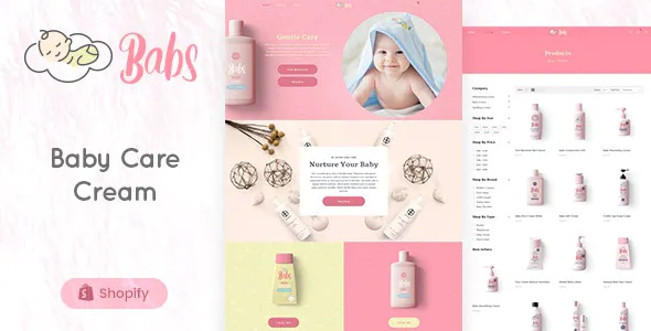 Best Baby Shop Shopify Theme