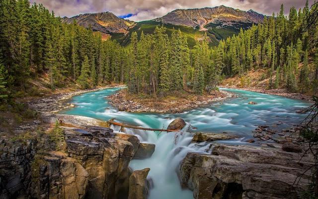 camp Jasper National Park