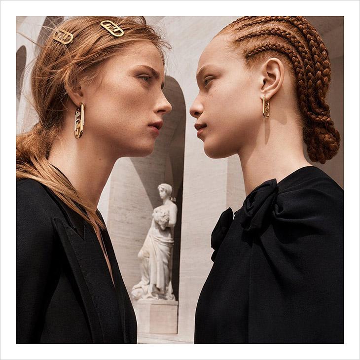 New Femininity: FENDI Fall Winter 2021.22 Collection