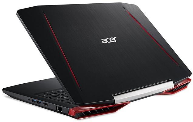 Acer Aspire VX5-591G-73J6: especificaciones técnicas detalladas