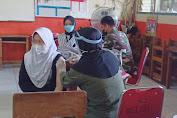 Koramil 06/Cakung Kembali Gelar Vaksin di SDN 15/Jatinegara Cakung