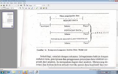 Komponen- komponen Analisis Data; Model Alir