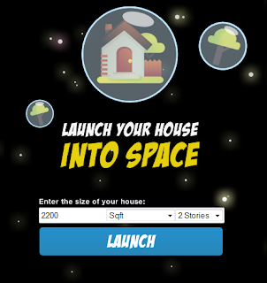 Launch Your House Into Space