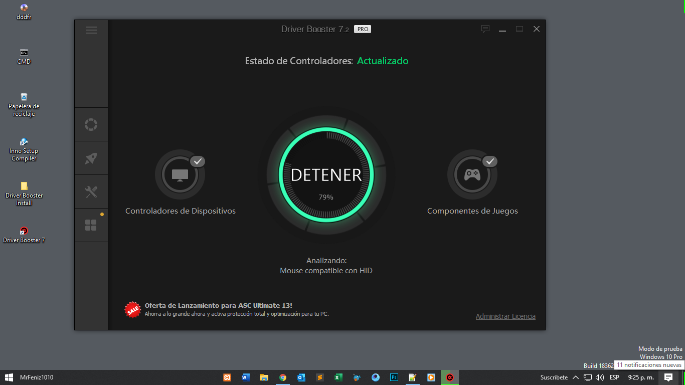 DRIVER BOOSTER 7.2 PRO