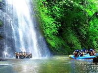 Wisata Arung Jeram Sungai Ayung Bali