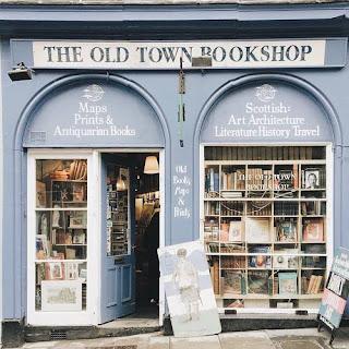 La librería de los finales felices bookshop azul