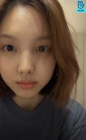 Twice Nayeon V Live Eng Sub